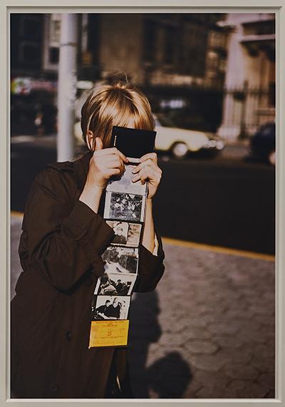 - Tod Papageorge New York - La realidad es mármol para la fotografía que mira de frente